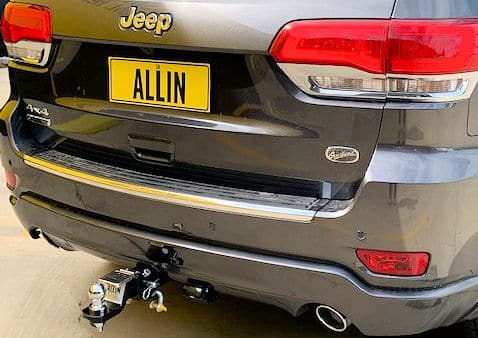 Jeep Grand Cherokee Towbar
