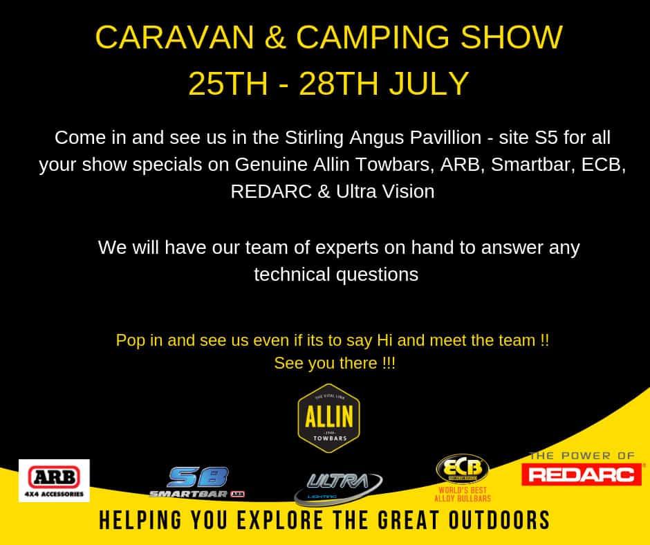 Caravan & Camping Show 2019